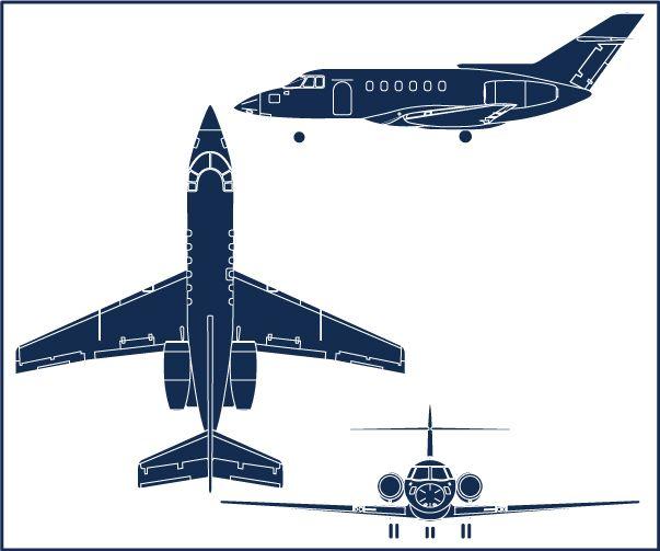 Hawker 800 Aviation Training, Simulator Training, SIMCOM