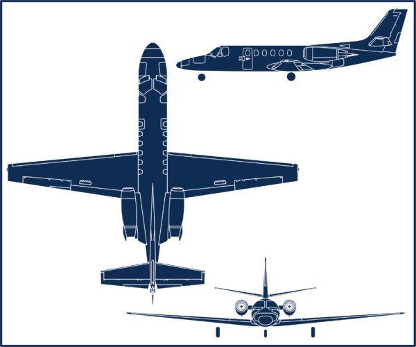 Citation 500 Series Aviation Training Simulator Training